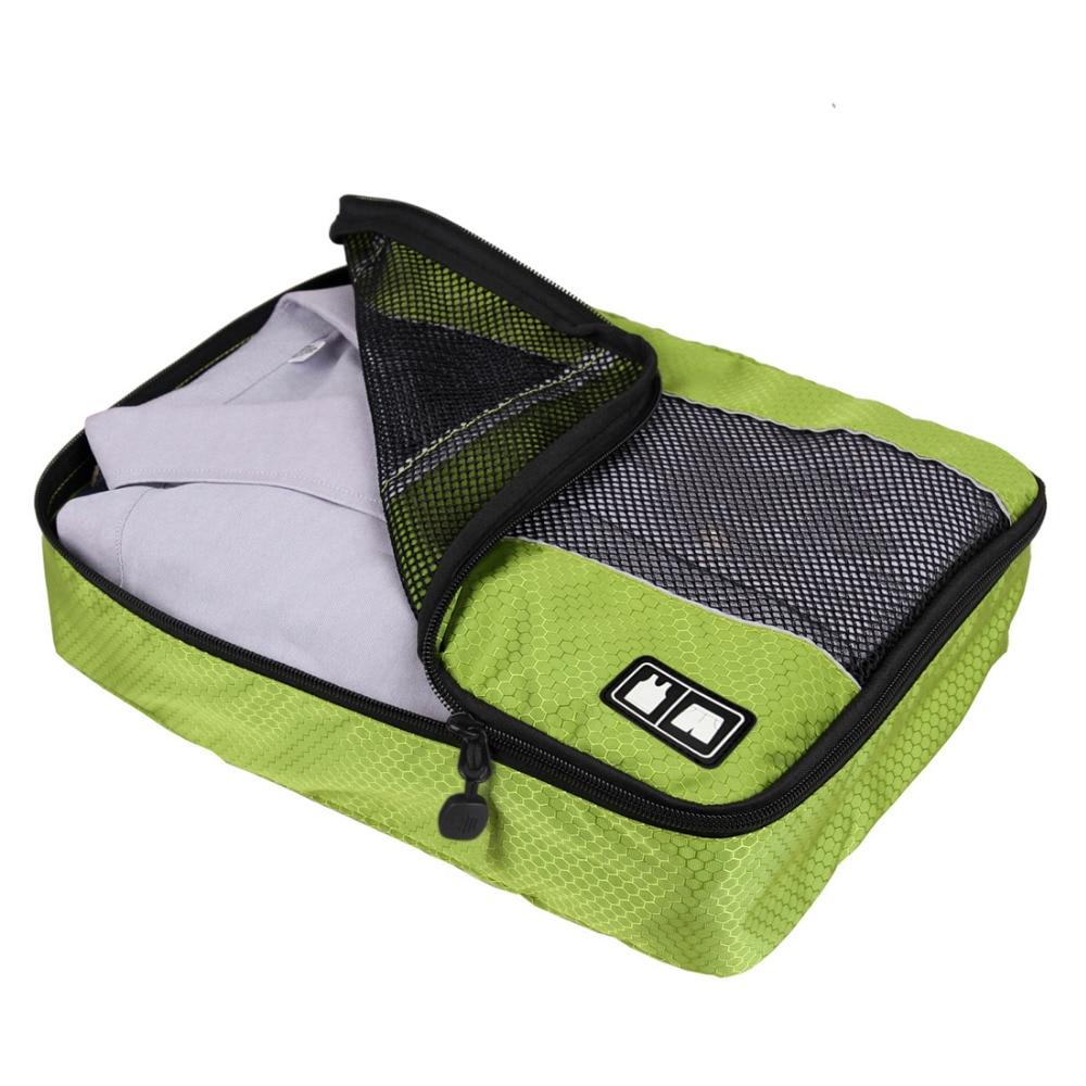 cubos de embalagem para roupas Color : Black, blue, sky Blue, lake Blue, green, gray, pink, purple, red, yellow
