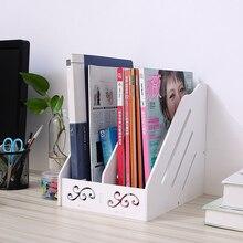 Подставка для книг, поднос для файлов, органайзер для журналов, рамка для файлов, полка для хранения данных, подставка для книг, канцелярский держатель, Настольный набор