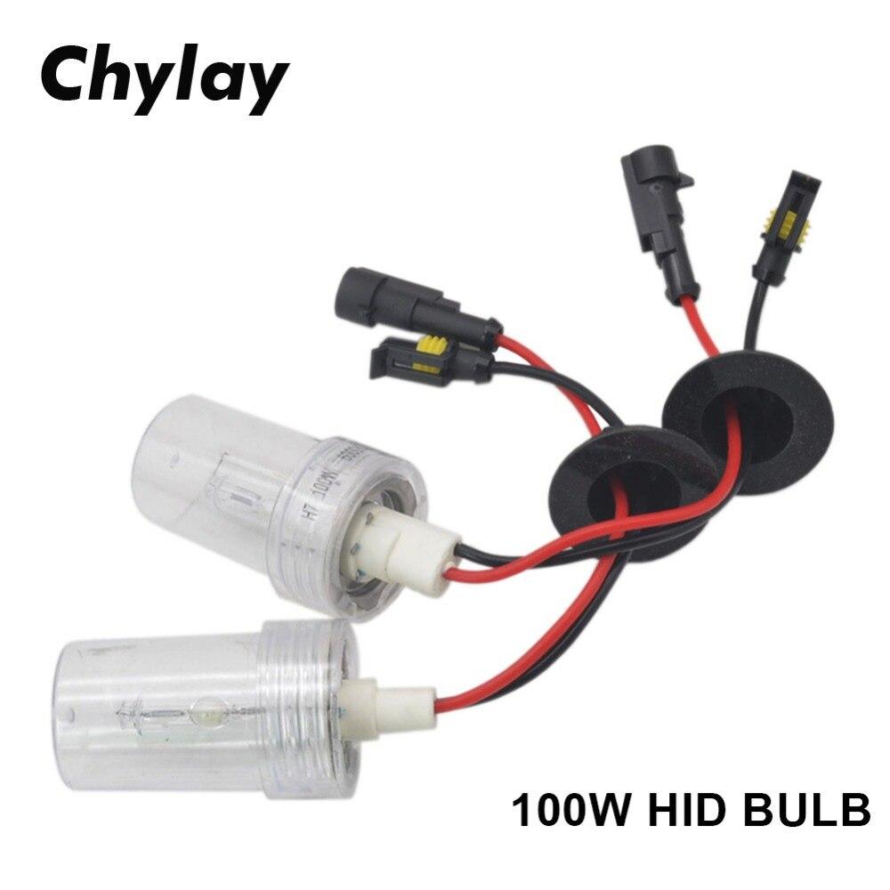 One pair 100W H7 Xenon Bulb H4 H1 H11 H3 H8 H9 HB4 9006 HB3 9005 XENON HID Bulb For Car Headlight 4300k 5000k 6000k 8000kOne pair 100W H7 Xenon Bulb H4 H1 H11 H3 H8 H9 HB4 9006 HB3 9005 XENON HID Bulb For Car Headlight 4300k 5000k 6000k 8000k