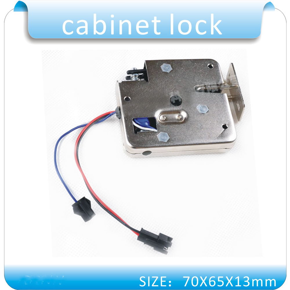 DC-12V Built-in Spring Automatically Open Door /Smart Cabinet Lock/intelligent Electronic Control Lock