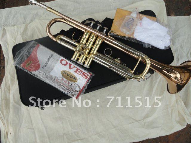 Bb b Flat Fidelity Import Professional Trumpete Phosphor Bronze Alloy Small Bb Trumpet Musical Instruments Trumpeta
