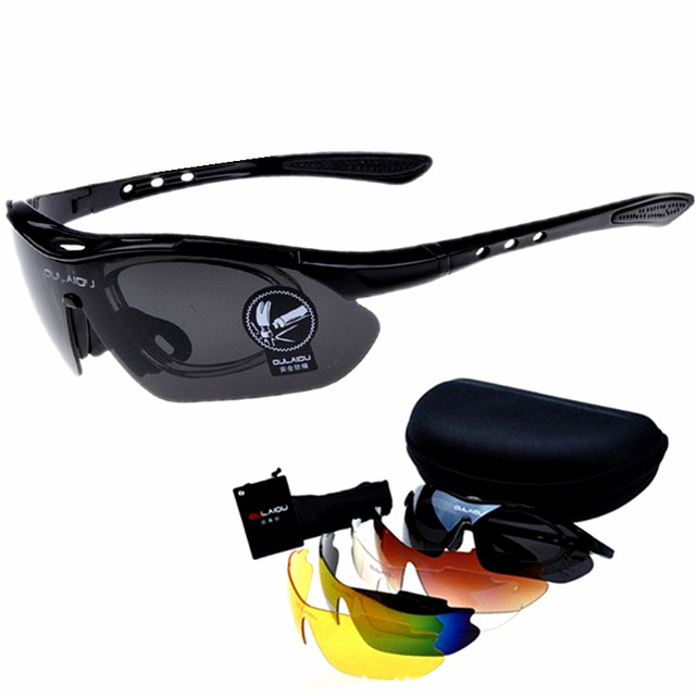 Zuan Mei Sport Sunglasses Men Brand Sports Night Vision Sun Glasses Women Box +5 Color Glasses Gafas De Sol Lentes