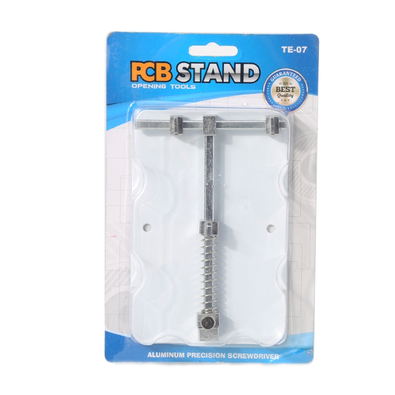 New And Durable 1Pc Stainless Steel Mobile Phone PCB Fixtures Repairing Circuit Boards Holder