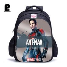 2018 Famous Movie Ant-Man and The Wasp Backpack Ant-man Super Hero Schoolbag for Teenager Boys Girls Mochila Infantil Enfant