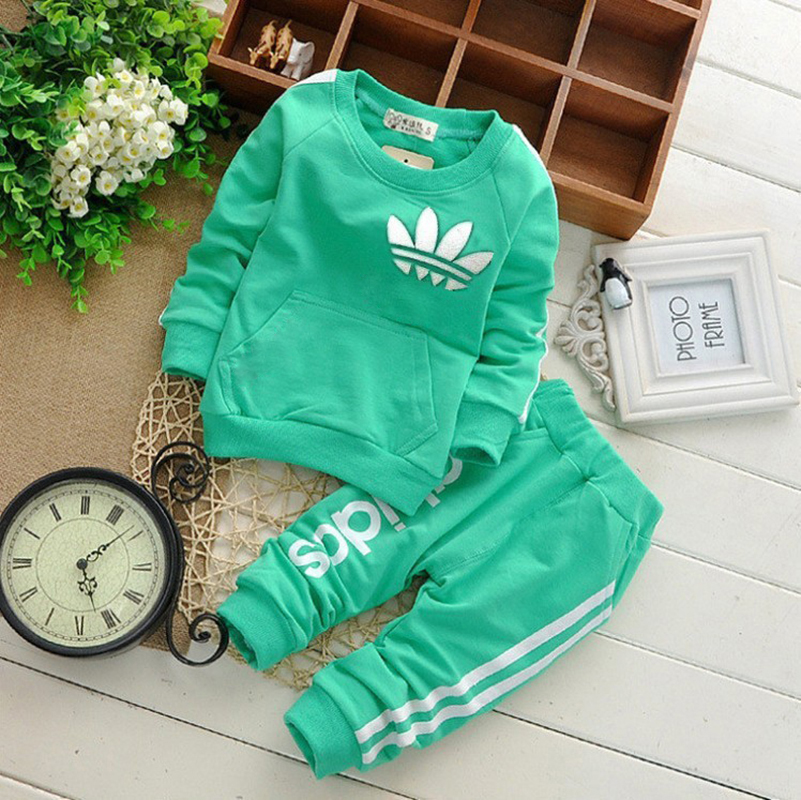 EPACKET kids Clothing Autumn Casual Baby Girl 1set/2pcs