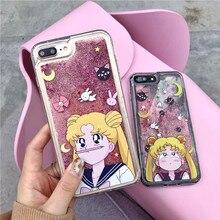 Glitter Sailor Moon iPhone Case
