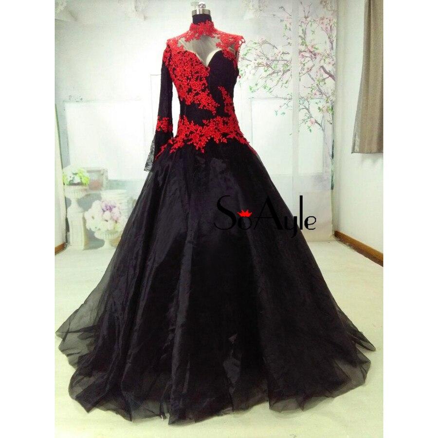 Soayle Real Picture Vestidos De Festa 2018 Evening Dresses Organza Lace Applique Beading Arabia Dubai Fashion Prom Dresses 2019 Official Weddings & Events