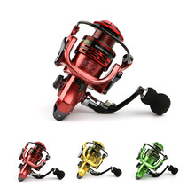 carp Spinning Fishing Reel 1000-7000 Series Metal Spool Carp Fishing Reels Coil Wheel Tackle 3 colors