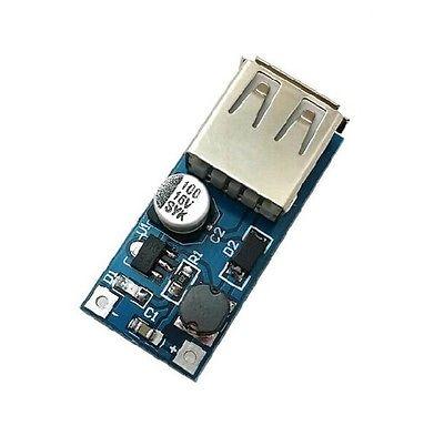 5PCS PFM Steuerung DC-DC USB 0,9 V-5V zu 5V dc Boost-Step-up Power Supply Module