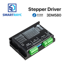 цена на Smartrayc Leadshine 3 Phase 3DM580 Stepper Motor Driver 18-50VDC 1.0-8.0A