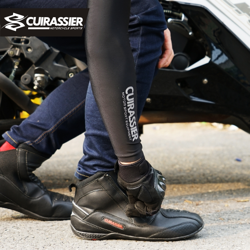 Cuirassier ST01 Cooling Reflective Durable Man Women Sun Protection UV 400 Silicon Cooling Arm Sleeve Cover Elastic baseball
