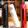starbuck thermos cup glass 350ml famous coffee brand logo water my bottle portable small cups for lovers children mug kawaii