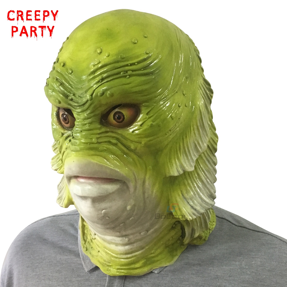 Realistic Halloween Mask Promotion-Shop for Promotional Realistic ...