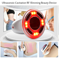 3 IN 1 Ultrasonic rf Cavitation Radio Frequency Fat Dissolving Skin Tightening Wrinkle Removal Body Beauty Slimming Machine