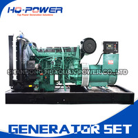 Организации Объединенных мощность двигателя Дизельная генераторная установка расход топлива на 200kw