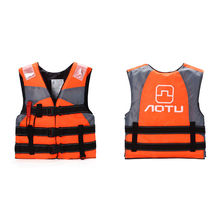 Foating Adult Size Kids Size Surfing Life Vest Outdoor Sunbeach Drifting Swimsuit Water Sport Safety Waterproof Life Jacket