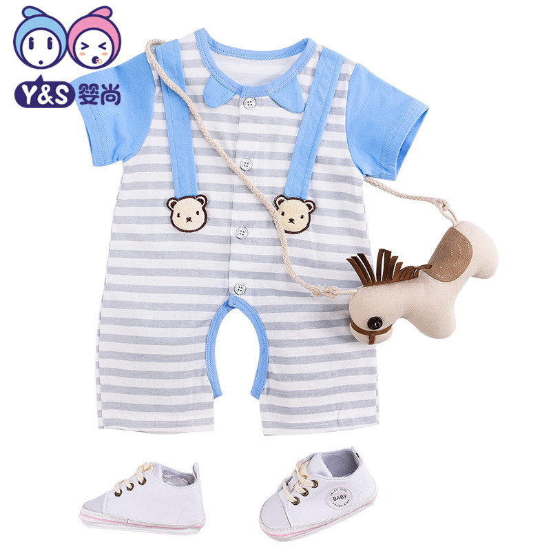 wisbibi 2018 new summer short sleeve rompers for baby cartoon fashion cotton Newborn baby cotton rompers jumpsuits baby new mens colors short sleeve cotton tshirt henry kissinger quote absence