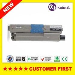 Tusz do OKI C321 C301 kaseta z tonerem kolorowym dla Okidata C301 C321 MC332 MC342 itp.