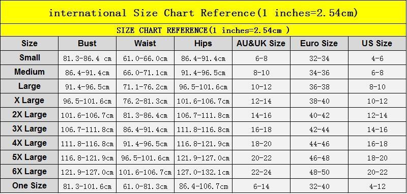 Size-chart(cm)