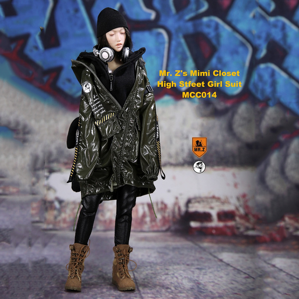 """Kinds of 4 1//6 Scale Leisure Sport Coat Clothes For 12/"""" PH UD Female Dolls"""