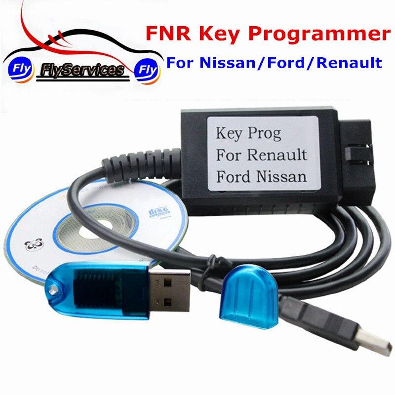 Prix pour Dernière Version FNR Clé Prog 4-en-1 Prog Principal Pour Nissan Pour Ford/Renault FNR Programmeur principal Avec Haute Qualité Expédition rapide