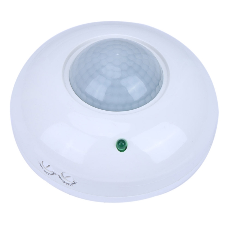 Out/Indoor Infrared PIR Motion Sensor Switch Light Control Detector Ceiling Lamp-Homeful dls