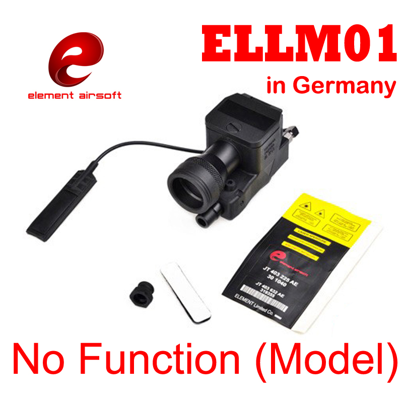 EX 214 Hunting Element ELLM01 NEW VERSION Non-functional hunting lights Germany Popular Puppet Toy light model(Dummy)