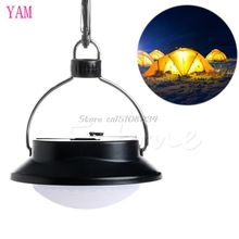 Camping Outdoor Light 60 LED Portable Tent Umbrella Night Lamp Hiking Lantern S08 Drop ship
