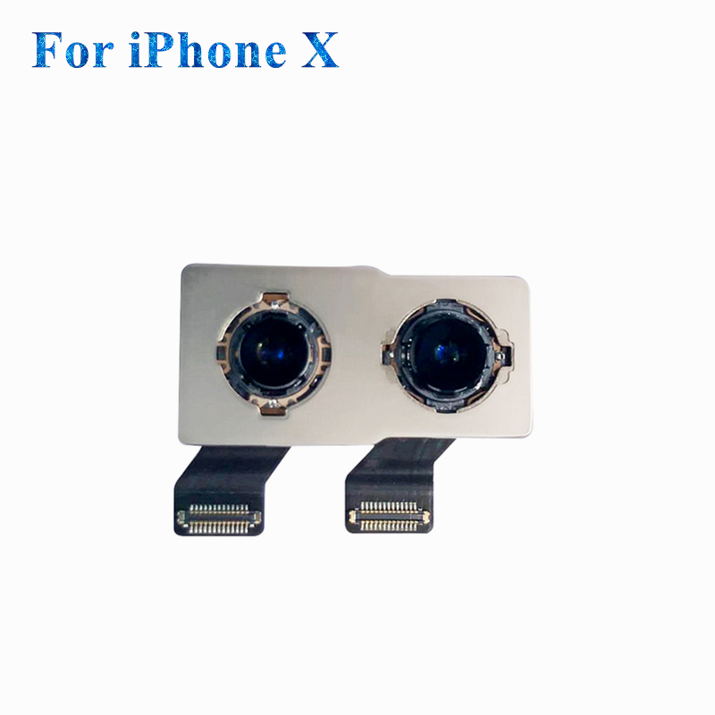 Image 5 - Original New For iPhone X XS MAX XR Back Camera Module Flex Cable For iPhone XSMAX Back Camera Replacement Part 100% Tested OK-in Mobile Phone Flex Cables from Cellphones & Telecommunications