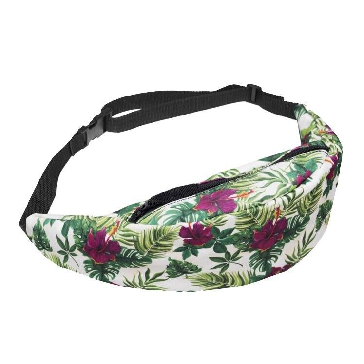 Bum Bag Fanny Pack Festival Waist Belt Pouch Travel Holiday Bum Bag