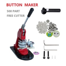 Badge-Maker-Set Button-Badge 44mm with 500pcs Pin Hot-Sales