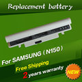 JIGU AA-PB3VC6W AA-PB2VC6W Аккумулятор Для Ноутбука Samsung N150 черный и белый