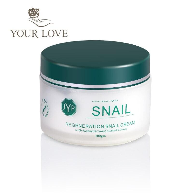 2PCS Original NewZealand JYP Skin Regeneration Snail Cream Collagen face cream Moisturizing Whitening Face Anti Wrinkle