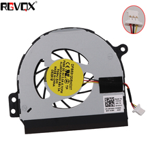 New Laptop Cooling Fan for Dell Inspiron 14R N4010 1464 1564 1764 P/N DFS531205HC0T MF60100V1-Q010-G99 CPU Cooler Radiator dc power jack socket for dell inspiron 1464 1564 1764 2100 14r n4010 14r n4110 a860 n7010 n7110