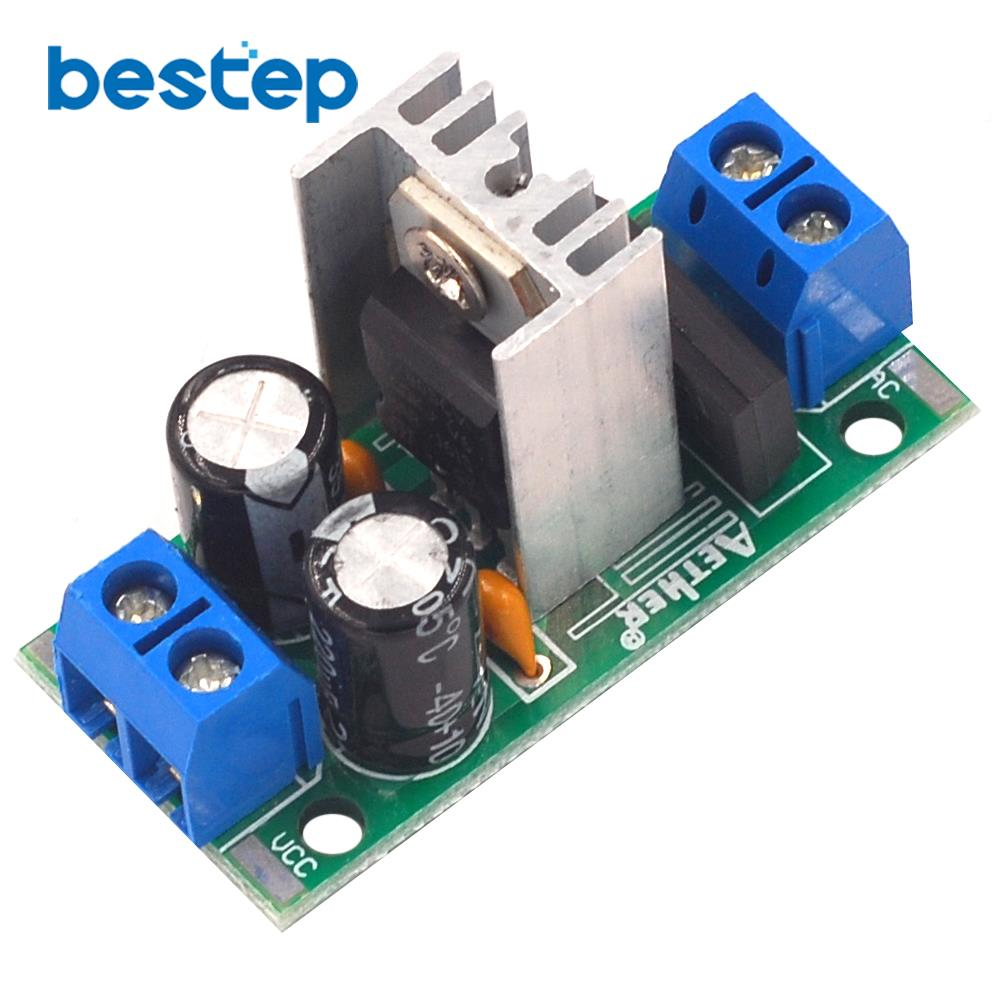 Buy Lm7805 Module And Get Free Shipping On Voltage Regulator 7805 Circuit
