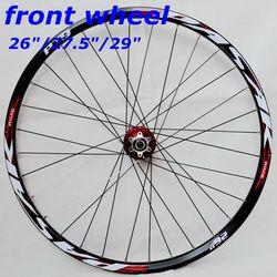 "26/"" 27.5/"" 29/"" MTB Bike Wheelsets Disc Brake Front//Rear Rim Wheels RW3 Cycling"