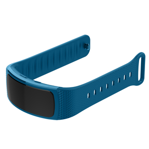 Image 5 - Silicone Sport Watch band For Samsung Gear Fit2 Pro fitness Watch bands Wrist Strap For Samsung Gear Fit 2 SM R360 Bracelet