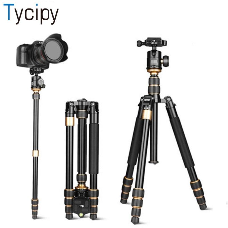 Tycipy Tripod Professional Camera DV Hydraulic Damping