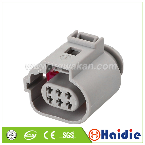 US $12.0  Free shipping 5sets 6pin auto VW plastic housing electric on