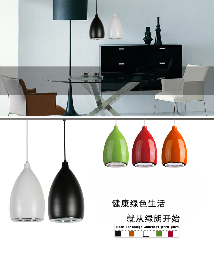 restaurant cafe meal of lamps and lanterns hanging lamp is acted the role of single head ...