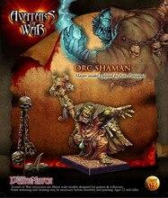WFB Orc Orc shaman  28mm
