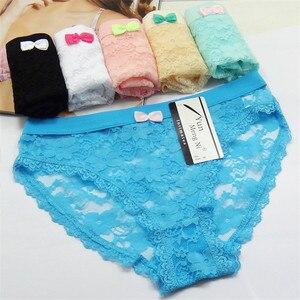 89067 Новое модное сексуальное нижнее белье женские прозрачные кружевные трусики