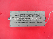BELLA WJ WJ6206 001H 15V SMA supply amplifier