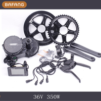 Bafang BBS01 36V 350W Ebike Electric Bicycle Motor 8fun Mid Drive Electric Bike Conversion Kit Fedex