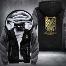 Attack on Titan jacket hoodies (22 colors)