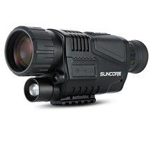 Охота ночное видение Сфера бинокль 5×40 инфракрасная цифровая камера с высоким увеличением с видео выход ночное видение Охота