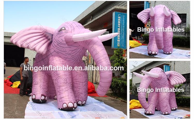 BG-A1077-inflatable-elephant-cartoon-bingoinflatables_03