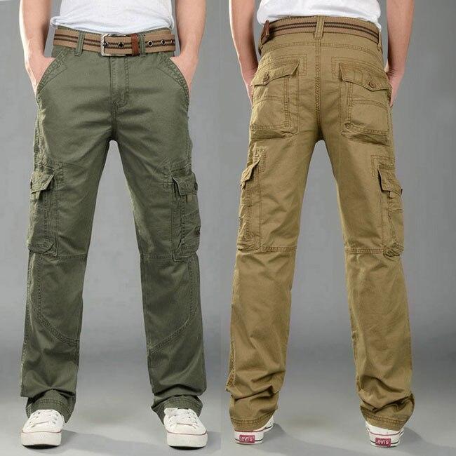 Cotton Cargo Pants | Gpant