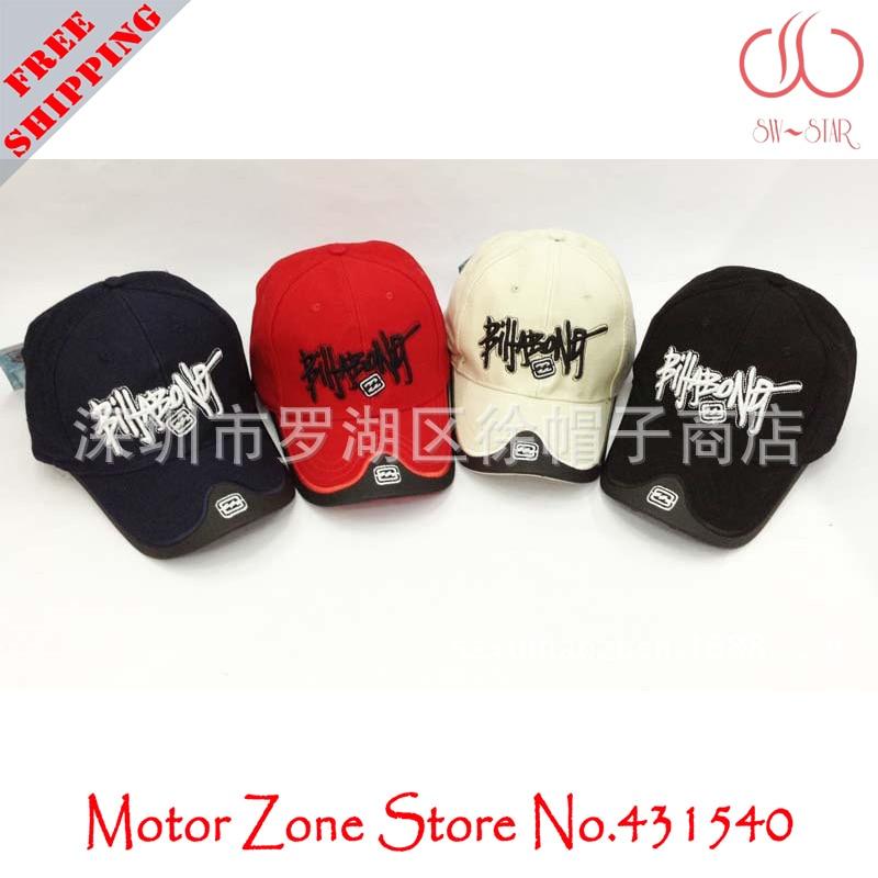 5e645c7ba35 Billy Bond baseball caps sports car racing hat casual game cotton caps C51