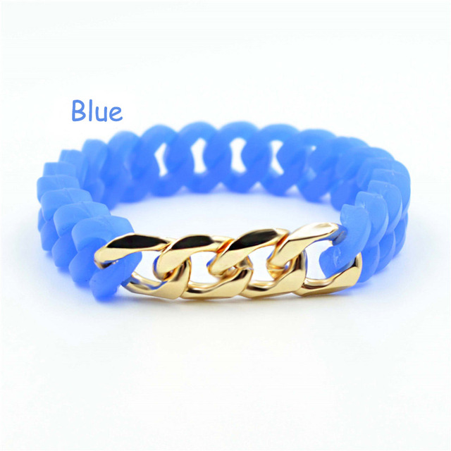 Silicone Bracelet In Mulity...